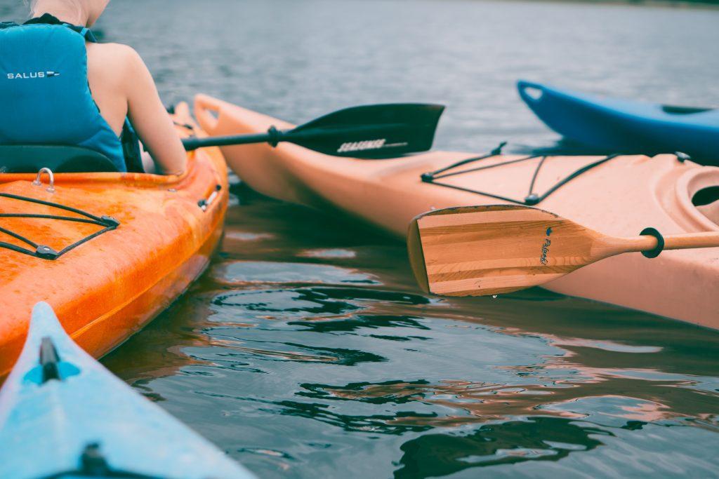 What makes a good recreational kayak?