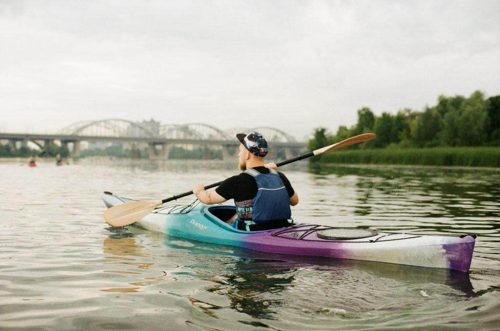 Best sit on kayak to start