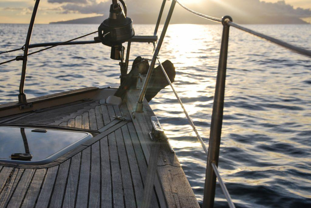 How To Store A Sunfish Sailboat