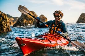 The different types of kayaks