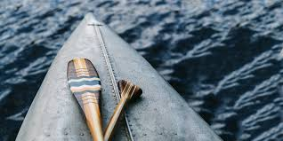 Shape of canoe tips