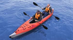 The 4 best rigid kayaks (single-seater, two-seater, and for children) with a puncture proof