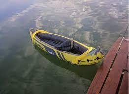 The Intex Challenger K2: A Satisfactory Navigation