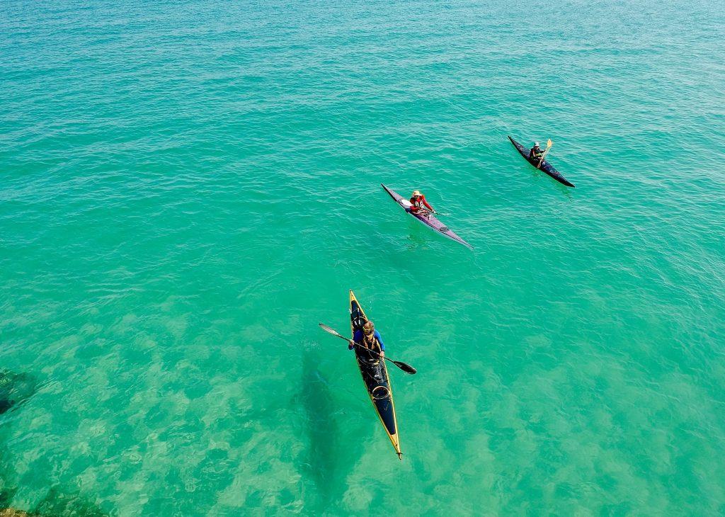 Sevylor Colorado and Sevylor Colorado Premium: Two Kayaks ideal for summer