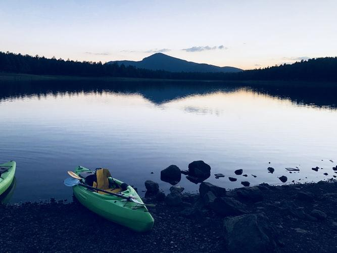 The 3 best Kayak models to choose from